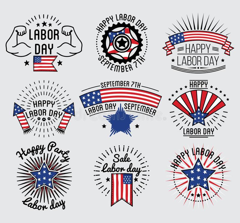 labor-day-national-holiday-united-states-set-badge-labels-design-vector-illustration-76113306