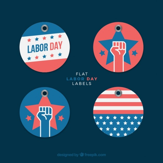 pack-of-four-round-labor-day-labels_23-2147564009