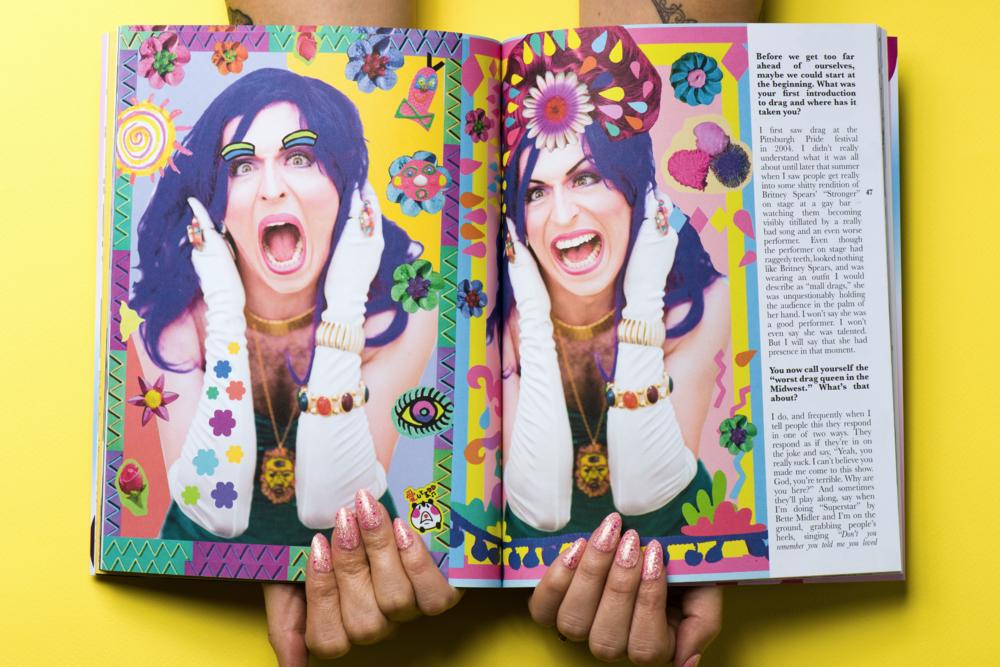 velourVelour: The Drag Magazine