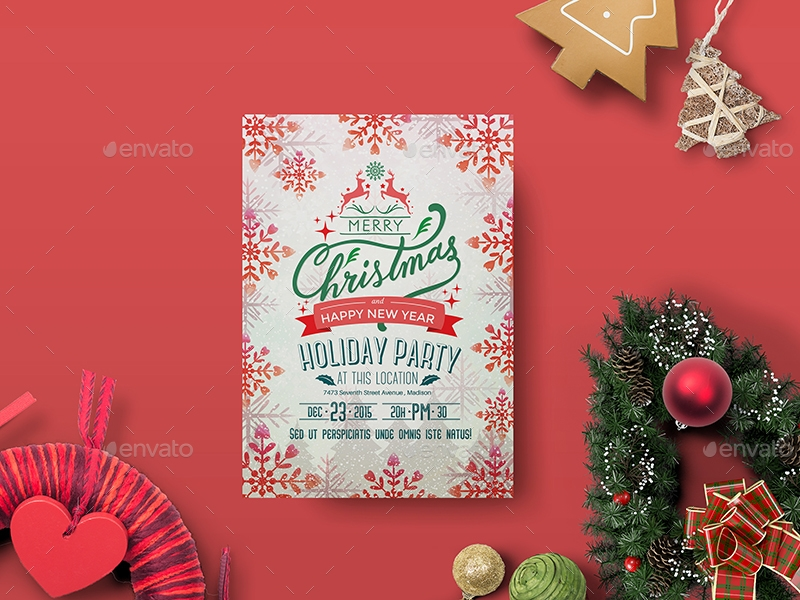 Holiday Party Flyer Template Holiday Templates Free Download - Free holiday flyer templates