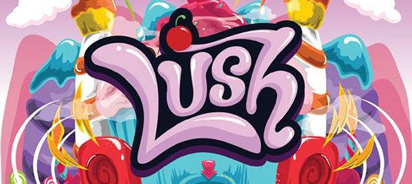 LUSH 2014 Poster