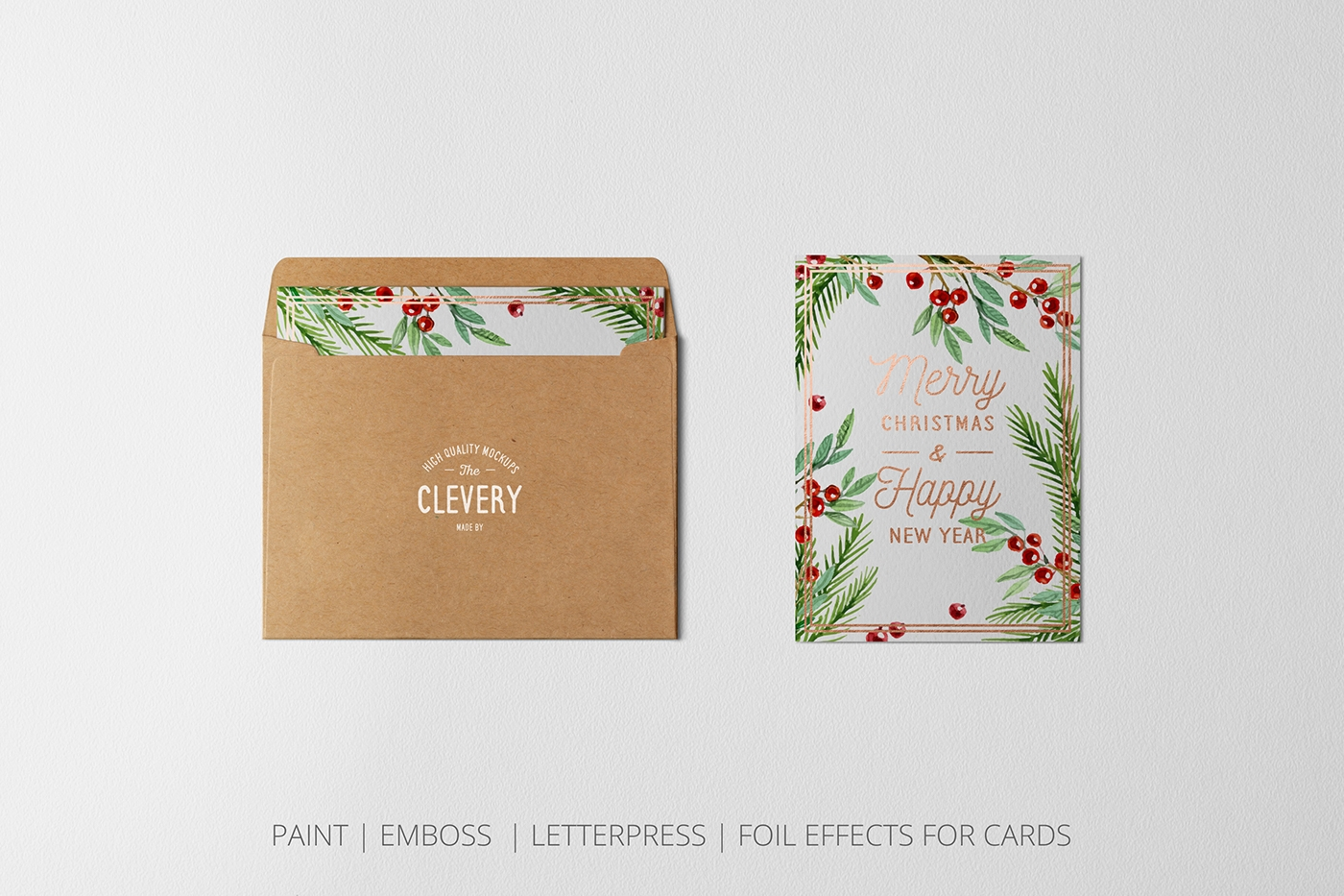 Greeting Cards for the Holidays.