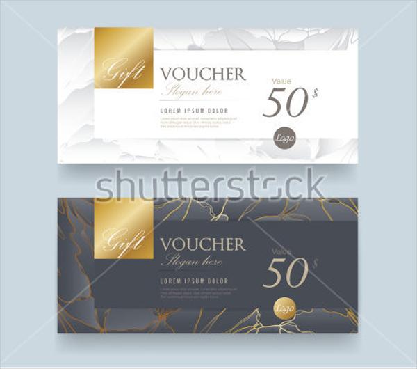 Classic and Elegant Gift Voucher