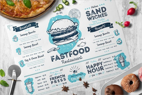 Playful and Illustrated Cafe and Restaurant Identity Creator