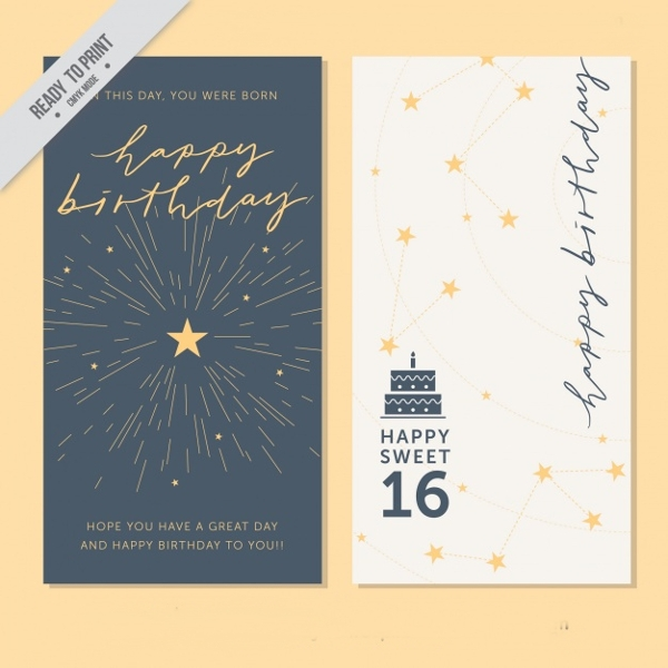 Sweet Sixteen Mighty Fine Birthday Greeting Card
