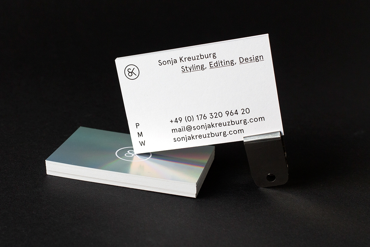 Sonja Kreuzberg Branding & Art Direction