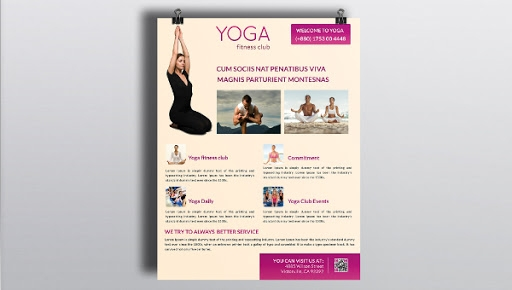 Yoga Flyer. Image Result For Yoga Poster Templates Image Result For ...