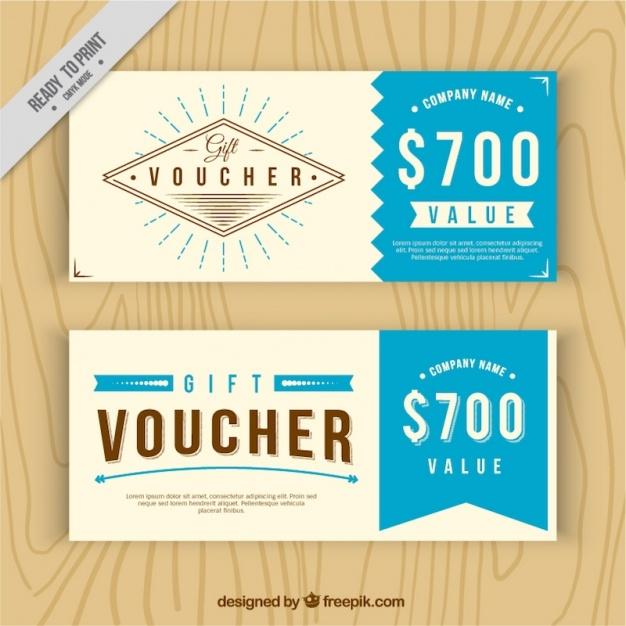 vintage-gift-vouchers-with-blue-details_23-2147590131