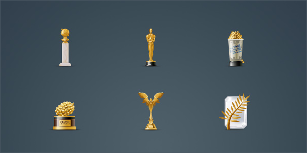Movie Icon Designs