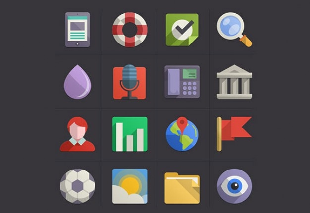 colorful-flat-icon-set-psd_295-13686337223780