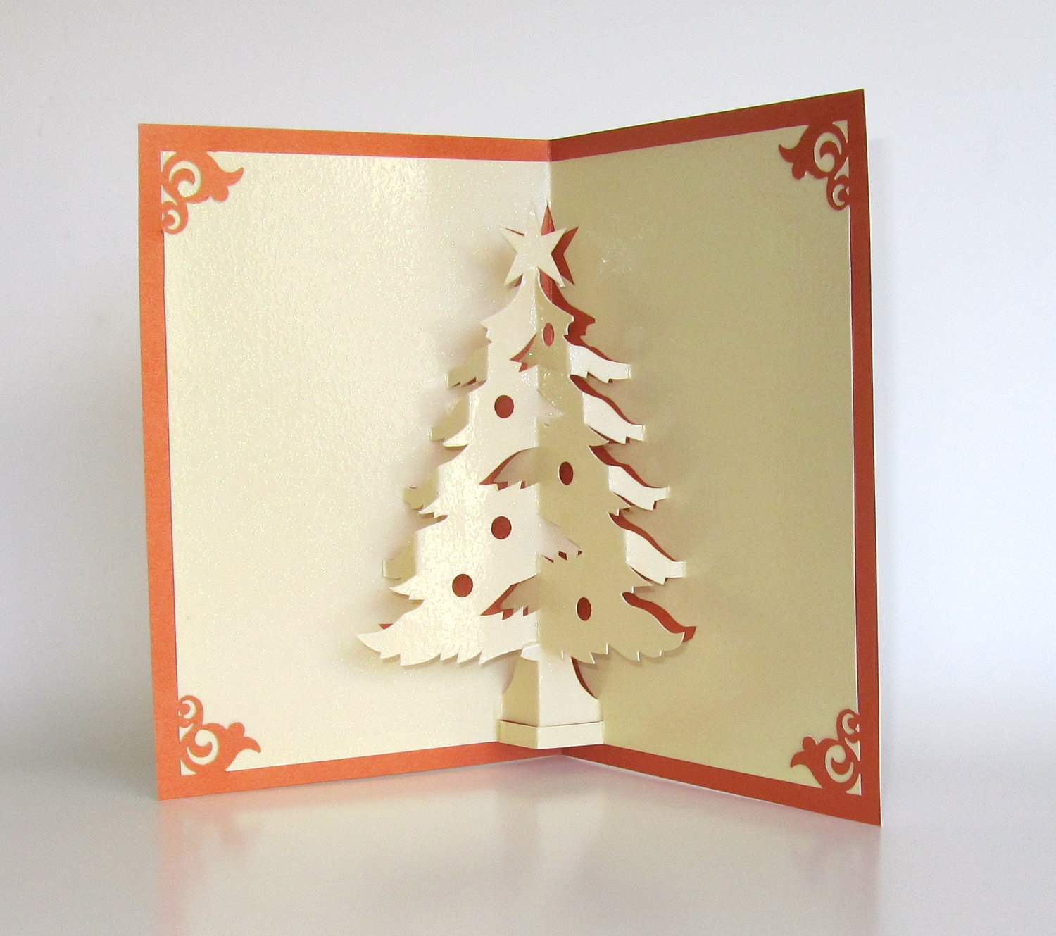 Pop Up Greeting Card Design