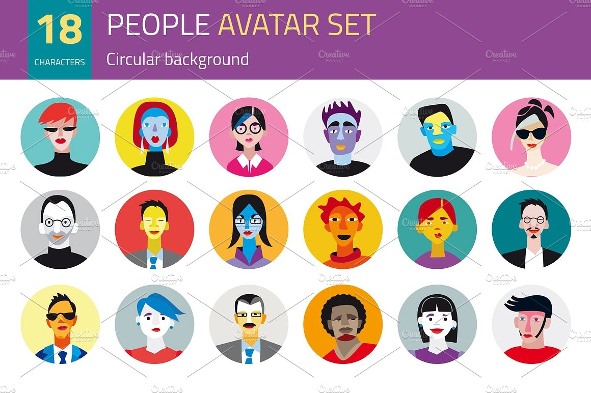 people-avatar-set-circular-preview-