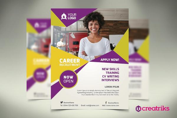 Standard Recruitment Flyer