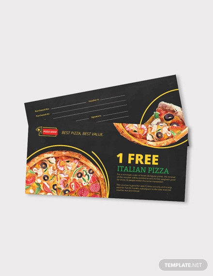 pizza coupon template1